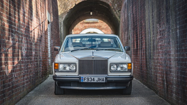 NO RESERVE! - 1988 Rolls Royce Silver Spirit For Sale (picture 1 of 95)