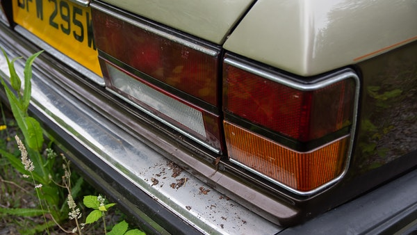 NO RESERVE! 1981 Rolls-Royce Silver Spirit For Sale (picture 7 of 111)