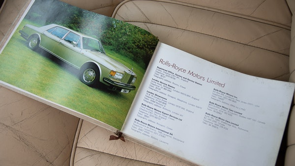 NO RESERVE! 1981 Rolls-Royce Silver Spirit For Sale (picture 110 of 111)