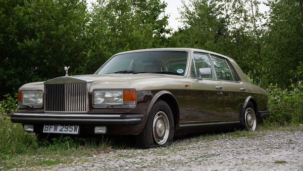 NO RESERVE! 1981 Rolls-Royce Silver Spirit For Sale (picture 1 of 111)
