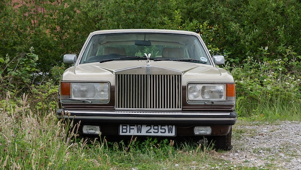 NO RESERVE! 1981 Rolls-Royce Silver Spirit For Sale (picture 3 of 111)
