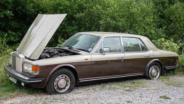 NO RESERVE! 1981 Rolls-Royce Silver Spirit For Sale (picture 11 of 111)