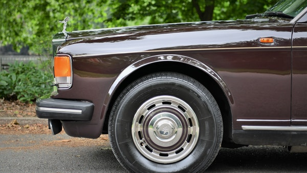 1982 Rolls-Royce Silver Spirit For Sale (picture 77 of 164)