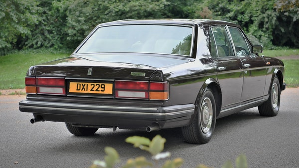 1982 Rolls-Royce Silver Spirit For Sale (picture 73 of 164)