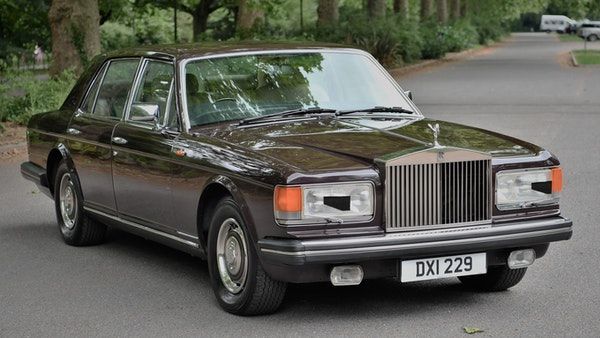 1982 Rolls-Royce Silver Spirit For Sale (picture 3 of 164)