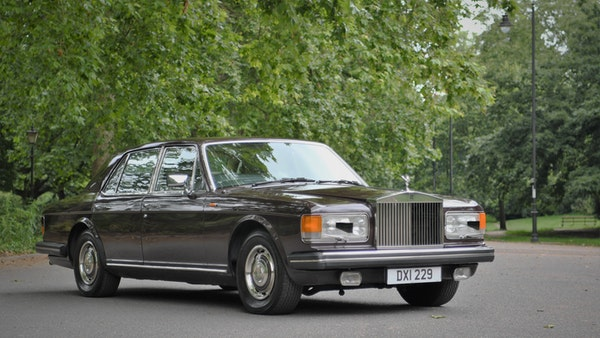 1982 Rolls-Royce Silver Spirit For Sale (picture 5 of 164)