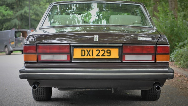 1982 Rolls-Royce Silver Spirit For Sale (picture 47 of 164)
