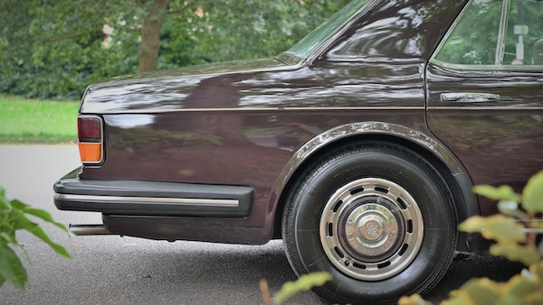 1982 Rolls-Royce Silver Spirit For Sale (picture 68 of 164)