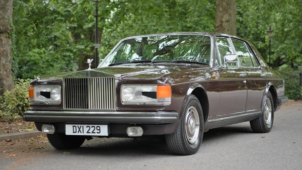 1982 Rolls-Royce Silver Spirit For Sale (picture 1 of 164)