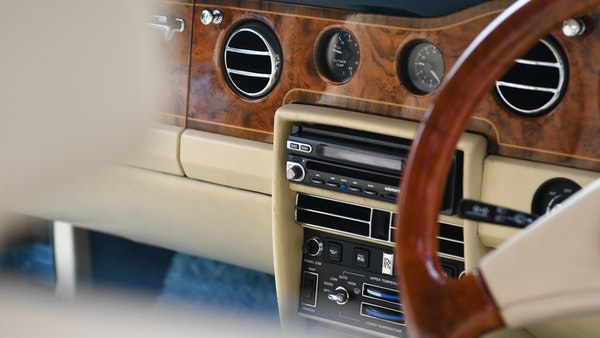 RESERVE REMOVED - 1991 Rolls-Royce Silver Spur II For Sale (picture 71 of 195)