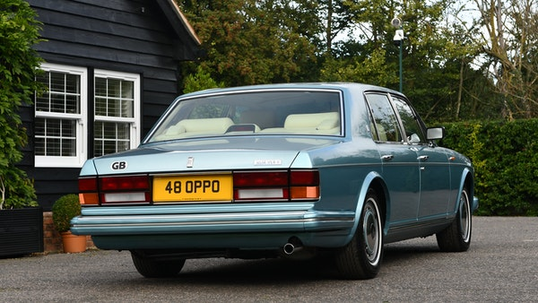 RESERVE REMOVED - 1991 Rolls-Royce Silver Spur II For Sale (picture 30 of 195)