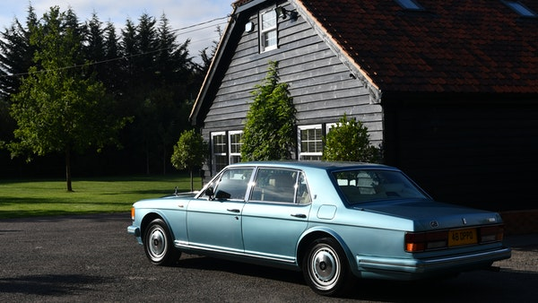 RESERVE REMOVED - 1991 Rolls-Royce Silver Spur II For Sale (picture 11 of 195)