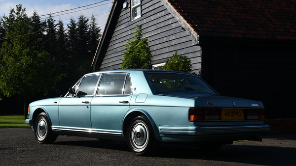 RESERVE REMOVED - 1991 Rolls-Royce Silver Spur II For Sale (picture 13 of 195)