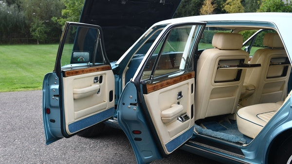 RESERVE REMOVED - 1991 Rolls-Royce Silver Spur II For Sale (picture 53 of 195)