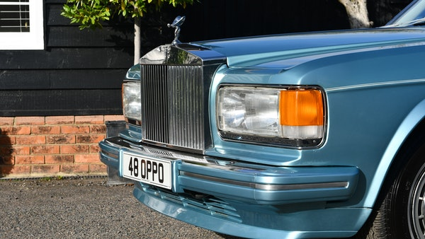 RESERVE REMOVED - 1991 Rolls-Royce Silver Spur II For Sale (picture 46 of 195)