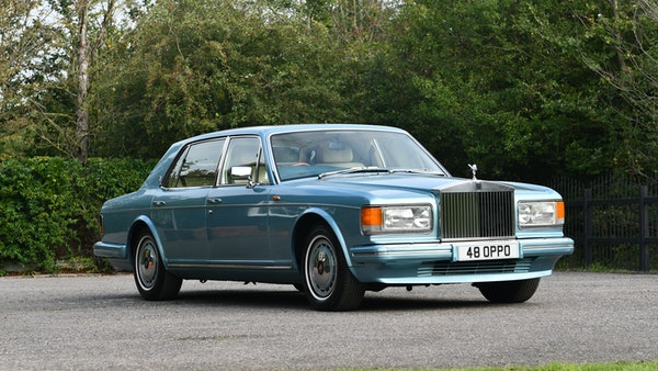 RESERVE REMOVED - 1991 Rolls-Royce Silver Spur II For Sale (picture 22 of 195)