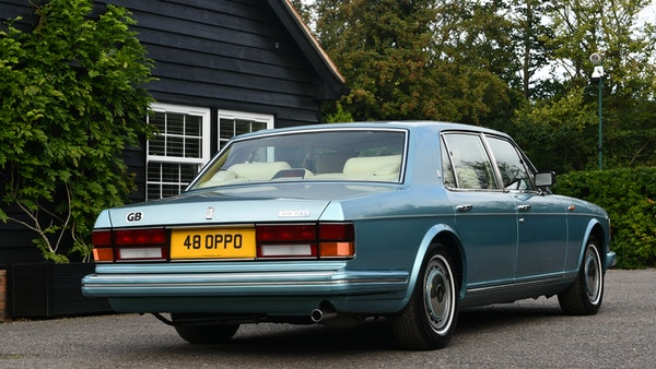 RESERVE REMOVED - 1991 Rolls-Royce Silver Spur II For Sale (picture 28 of 195)
