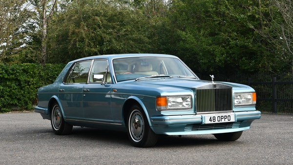 RESERVE REMOVED - 1991 Rolls-Royce Silver Spur II For Sale (picture 21 of 195)