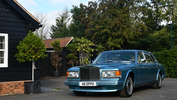 RESERVE REMOVED - 1991 Rolls-Royce Silver Spur II For Sale (picture 3 of 195)