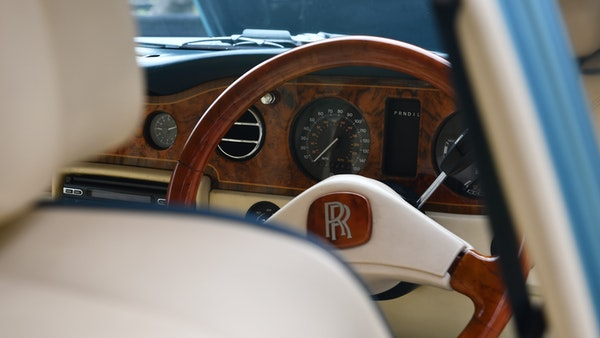 RESERVE REMOVED - 1991 Rolls-Royce Silver Spur II For Sale (picture 66 of 195)
