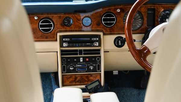 RESERVE REMOVED - 1991 Rolls-Royce Silver Spur II For Sale (picture 76 of 195)