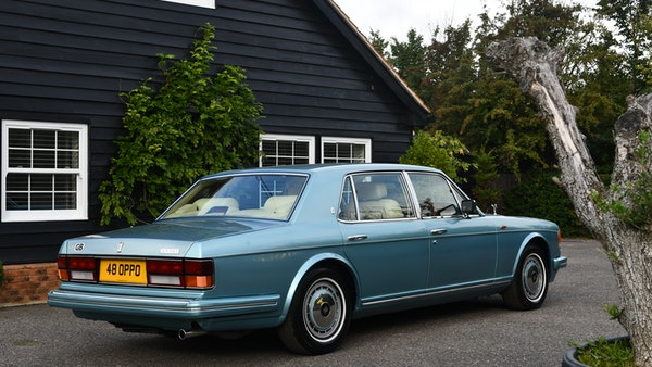 RESERVE REMOVED - 1991 Rolls-Royce Silver Spur II For Sale (picture 35 of 195)