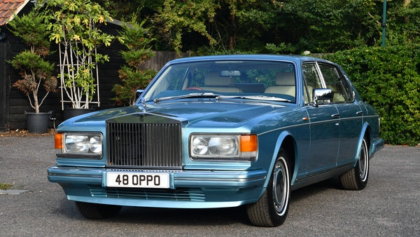 RESERVE REMOVED - 1991 Rolls-Royce Silver Spur II For Sale (picture 5 of 195)