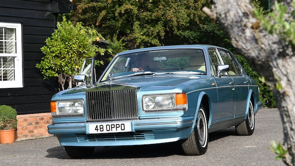 RESERVE REMOVED - 1991 Rolls-Royce Silver Spur II For Sale (picture 17 of 195)