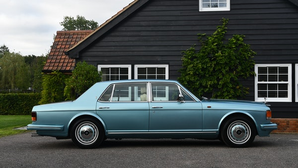 RESERVE REMOVED - 1991 Rolls-Royce Silver Spur II For Sale (picture 36 of 195)