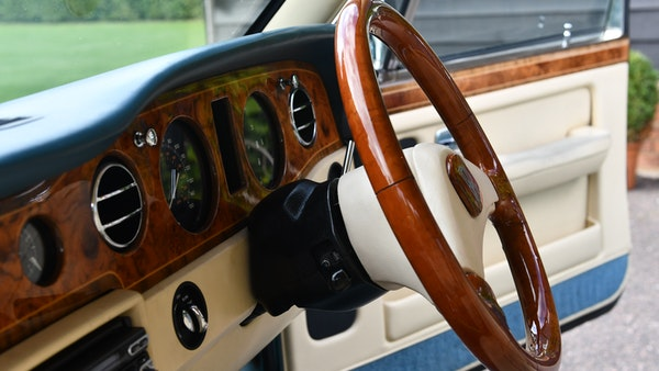 RESERVE REMOVED - 1991 Rolls-Royce Silver Spur II For Sale (picture 64 of 195)