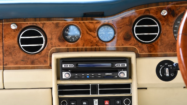 RESERVE REMOVED - 1991 Rolls-Royce Silver Spur II For Sale (picture 77 of 195)