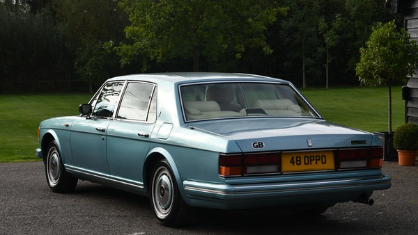 RESERVE REMOVED - 1991 Rolls-Royce Silver Spur II For Sale (picture 25 of 195)