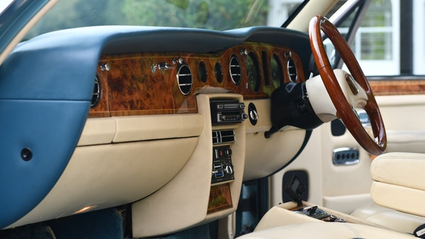 RESERVE REMOVED - 1991 Rolls-Royce Silver Spur II For Sale (picture 65 of 195)