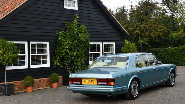 RESERVE REMOVED - 1991 Rolls-Royce Silver Spur II For Sale (picture 29 of 195)