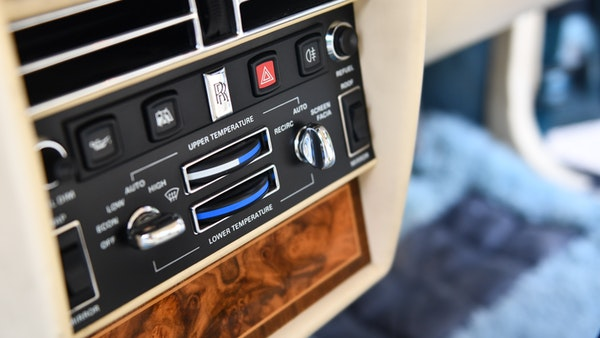 RESERVE REMOVED - 1991 Rolls-Royce Silver Spur II For Sale (picture 78 of 195)