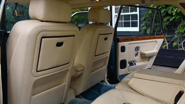 RESERVE REMOVED - 1991 Rolls-Royce Silver Spur II For Sale (picture 94 of 195)