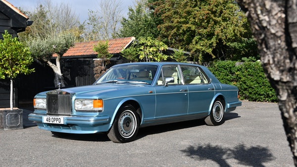 RESERVE REMOVED - 1991 Rolls-Royce Silver Spur II For Sale (picture 15 of 195)