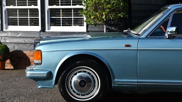 RESERVE REMOVED - 1991 Rolls-Royce Silver Spur II For Sale (picture 126 of 195)