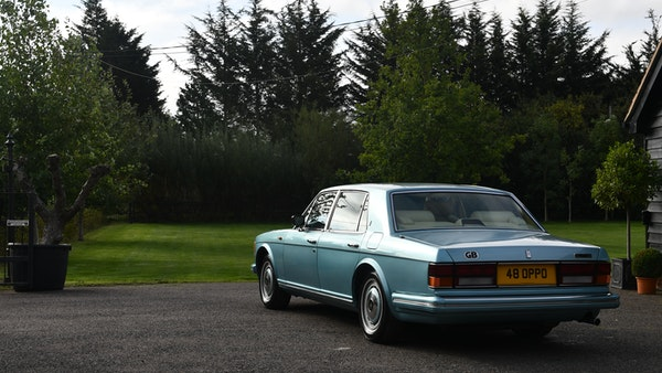 RESERVE REMOVED - 1991 Rolls-Royce Silver Spur II For Sale (picture 24 of 195)