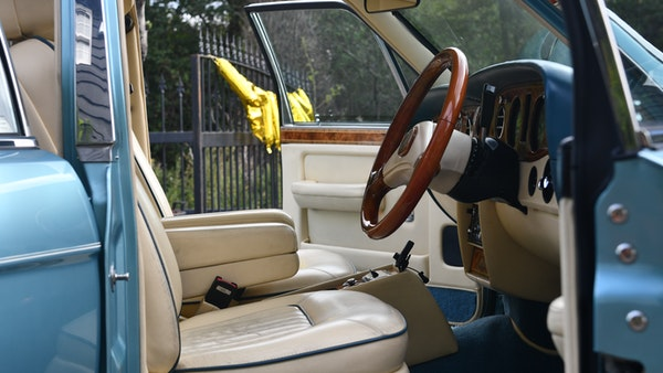 RESERVE REMOVED - 1991 Rolls-Royce Silver Spur II For Sale (picture 62 of 195)