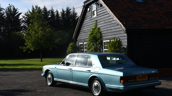 RESERVE REMOVED - 1991 Rolls-Royce Silver Spur II For Sale (picture 12 of 195)