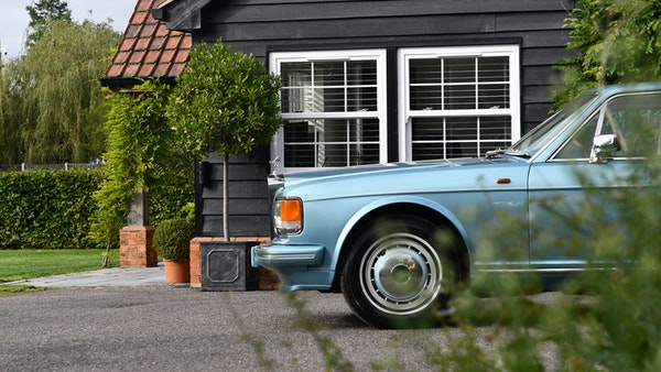 RESERVE REMOVED - 1991 Rolls-Royce Silver Spur II For Sale (picture 124 of 195)