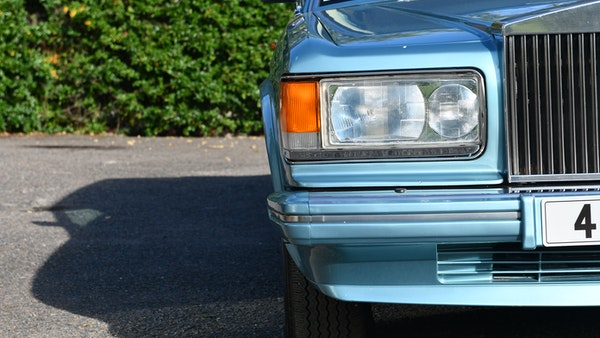 RESERVE REMOVED - 1991 Rolls-Royce Silver Spur II For Sale (picture 48 of 195)