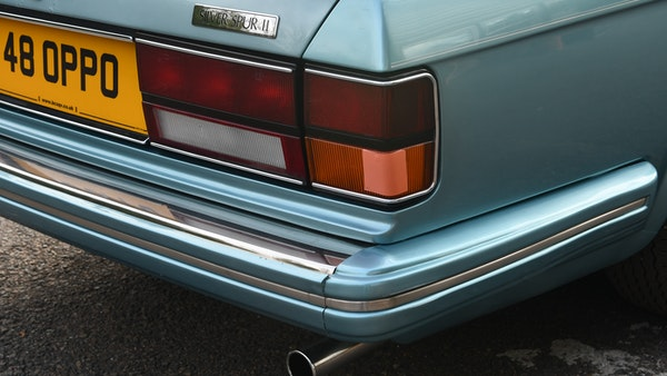 RESERVE REMOVED - 1991 Rolls-Royce Silver Spur II For Sale (picture 121 of 195)