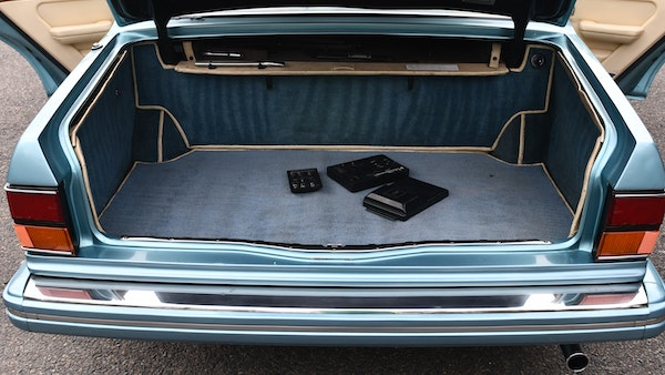 RESERVE REMOVED - 1991 Rolls-Royce Silver Spur II For Sale (picture 102 of 195)