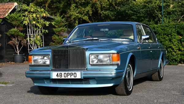 RESERVE REMOVED - 1991 Rolls-Royce Silver Spur II For Sale (picture 1 of 195)