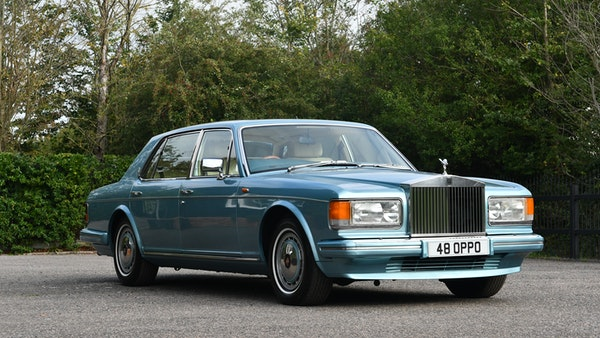 RESERVE REMOVED - 1991 Rolls-Royce Silver Spur II For Sale (picture 19 of 195)