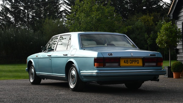 RESERVE REMOVED - 1991 Rolls-Royce Silver Spur II For Sale (picture 23 of 195)