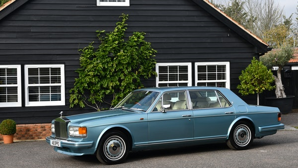 RESERVE REMOVED - 1991 Rolls-Royce Silver Spur II For Sale (picture 20 of 195)