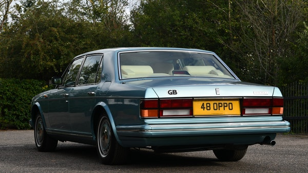 RESERVE REMOVED - 1991 Rolls-Royce Silver Spur II For Sale (picture 34 of 195)